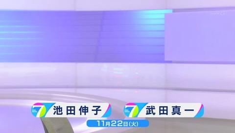ニュース7 キャスター不在 (1)