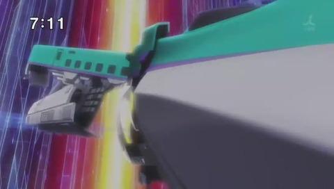 「シンカリオン」初音ミク 画像