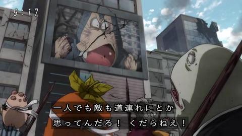 『ゲゲゲの鬼太郎』アニメ6期 最終回 ねずみ男「戦争なんて腹が減るだけだ」