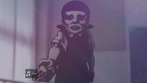 「魔法少女サイト」エンディング映像で実写
