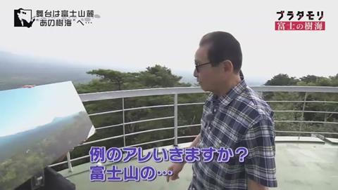 ブラタモリ 富士の樹海(青木ヶ原樹海 )(89)