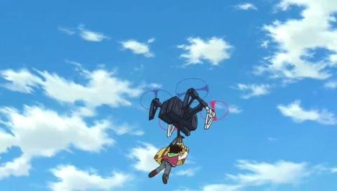 コナン ドローン で飛ぶ