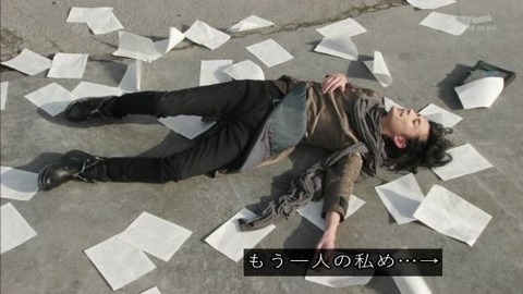 「仮面ライダージオウ」27話 ゲイツvsウォズ
