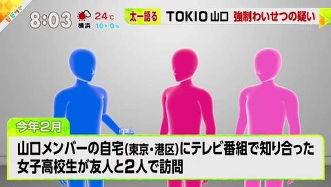 「ビビッド」TOKIO
