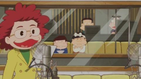 アニメ「深夜!天才バカボン」野沢雅子