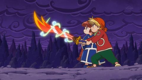 アニメ「魔法陣グルグル」最終回 画像