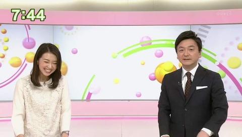 阿部渉アナ