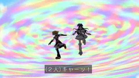 アニメ「HUGっと!プリキュア」初代プリキュア キュアブラック キュアホワイト 登場