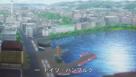 『キャプテン翼』最終回 シュナイダー