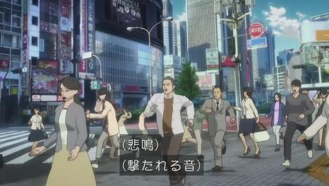 アニメ『いぬやしき』画像