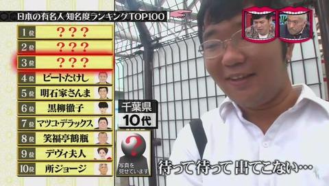 水曜日のダウンタウン 「元野球少年」安倍首相を知らない