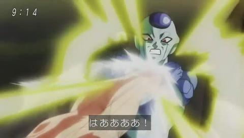 亀仙人vsフロスト