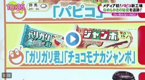 ガリガリ君火星ヤシ 動画