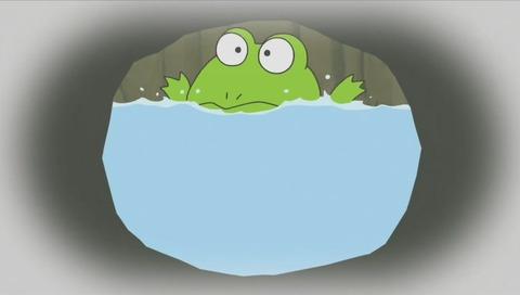 『サザエさん』7588話「カエルの春」
