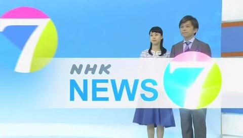 ニュース7 キャスター不在 (2)