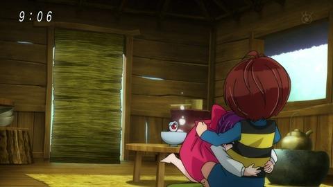 アニメ ゲゲゲの鬼太郎 50話 幼女ねこ娘と鬼太郎