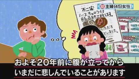 マツコ有吉の怒り新党 お菓子論争