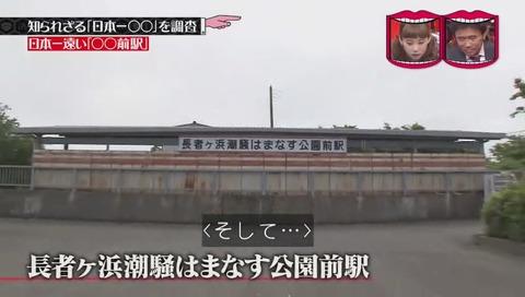 「日本一遠い○○前駅」長者ヶ浜潮騒はまなす公園前駅