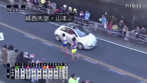 箱根駅伝 フリーザ エグザイル
