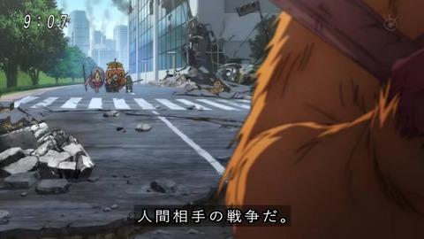 『ゲゲゲの鬼太郎』アニメ6期 最終回 ねずみ男
