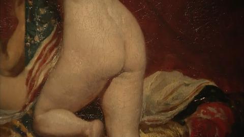 「日曜美術館 ヌードがまとうもの」画像
