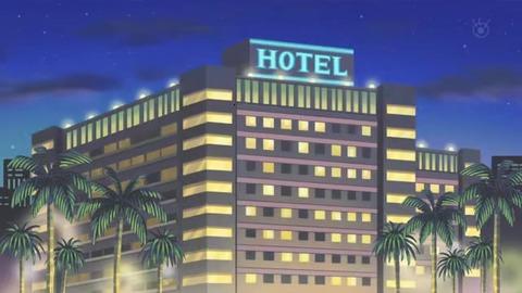サザエさん50周年 大谷翔平 『カツオ、夢のメジャーリーグ』ホテル