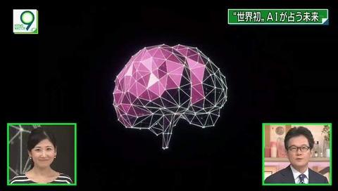 NHKがAI開発