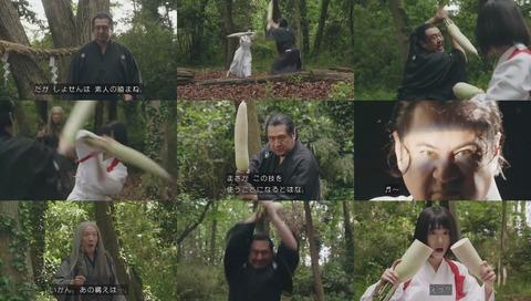 「世にも奇妙な物語」2019年「大根侍」後編