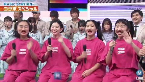 2018-05-12 020144.「ミュージックステーション」『CHAI』画像