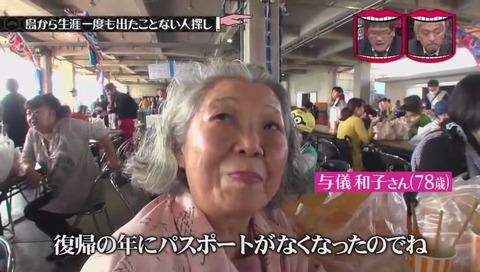 沖縄返還でパスポート不要