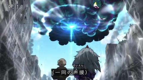 『ゲゲゲの鬼太郎』アニメ6期 最終回 元気玉