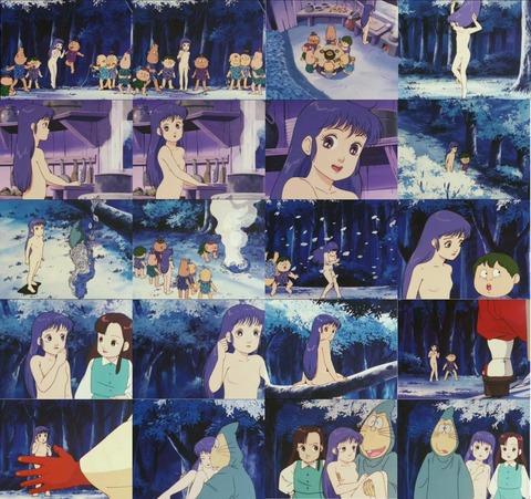 ゲゲゲの鬼太郎 3期アニメの木の子