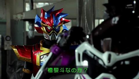『仮面ライダーゲンム』檀黎斗 復活