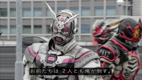 「仮面ライダージオウ」28話 ゲイツ ベジータ化
