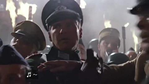 インディ・ジョーンズ ヒトラーのシーン