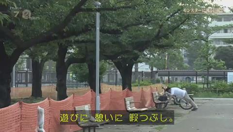 NHKドキュメント72 ポケモンGO 錦糸公園 (2555)