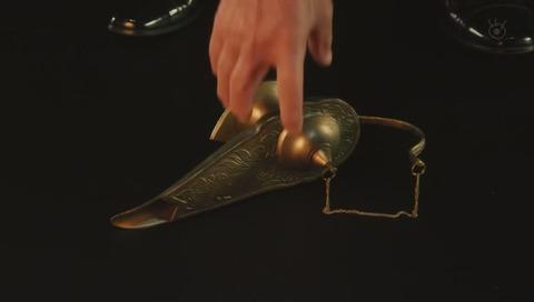 世にも奇妙な物語'20夏の特別編 ランプを捨てるタモリ