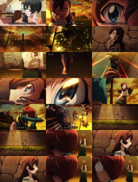 『ゲゲゲの鬼太郎』アニメ6期 最終回 10年後 記憶が戻ったまなちゃん
