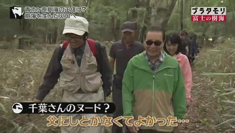 ブラタモリ 富士の樹海(青木ヶ原樹海 )(1995)