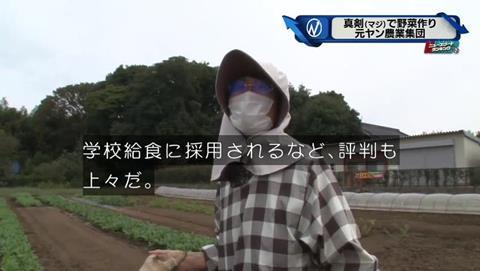 新・情報7days 元ヤンキー 農家 (36)