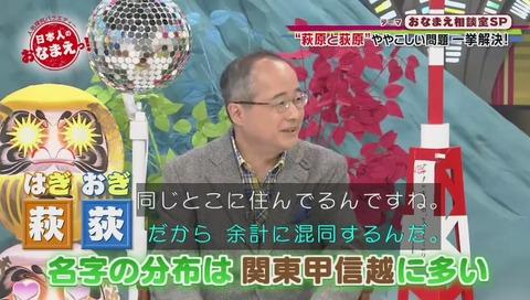 苗字研究家 盛岡浩