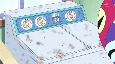 野比家の洗濯機