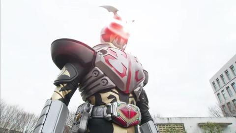 仮面ライダージオウ 29話 仮面ライダーカリス
