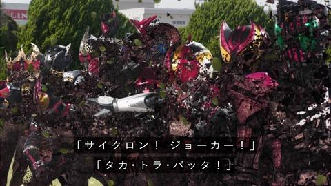 仮面ライダージオウ 40話「グランドジオウ」初の変身シーン