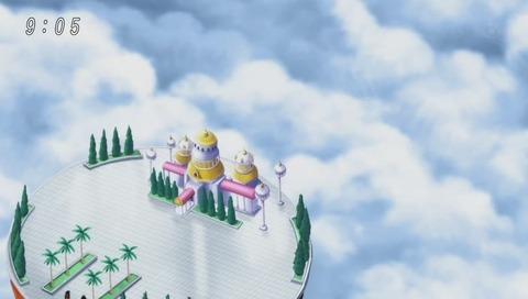 ドラゴンボール超(スーパー) 動く神殿