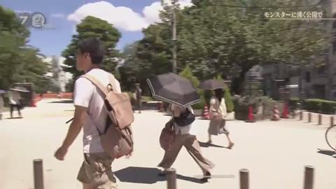 NHKドキュメント72 ポケモンGO 錦糸公園 (33)