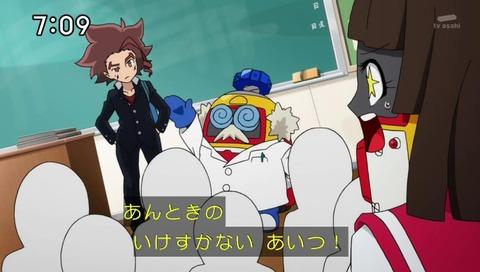 ヘボット 4話 ジョジョなど (14)