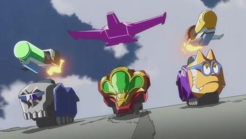 「おそ松さん」ロボットアニメパロディ