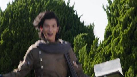 仮面ライダージオウ 40話「グランドジオウ」ウォズの祝いの言葉