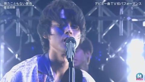 ミュージックステーション 菅田将暉 『見たこともない景色』
